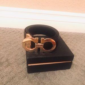 Brand belt